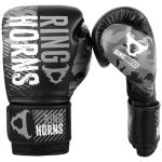 RINGHORNS CHARGER CAMO BOXING GLOVES - GREY