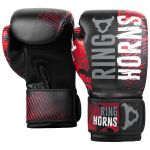 RINGHORNS CHARGER CAMO BOXING GLOVES - RED, image 1