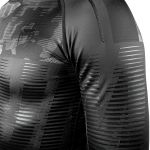 VENUM TACTICAL ΜΑΚΡΥΜΑΝΙΚΟ RASHGUARD - CAMO BLACK/BLACK, Εικόνα 3