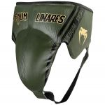 Venum Pro Boxing Protective Cup Linares Edition With Laces, image 1