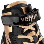 Venum Giant Low Boxing Shoes Black/Gold, image 6