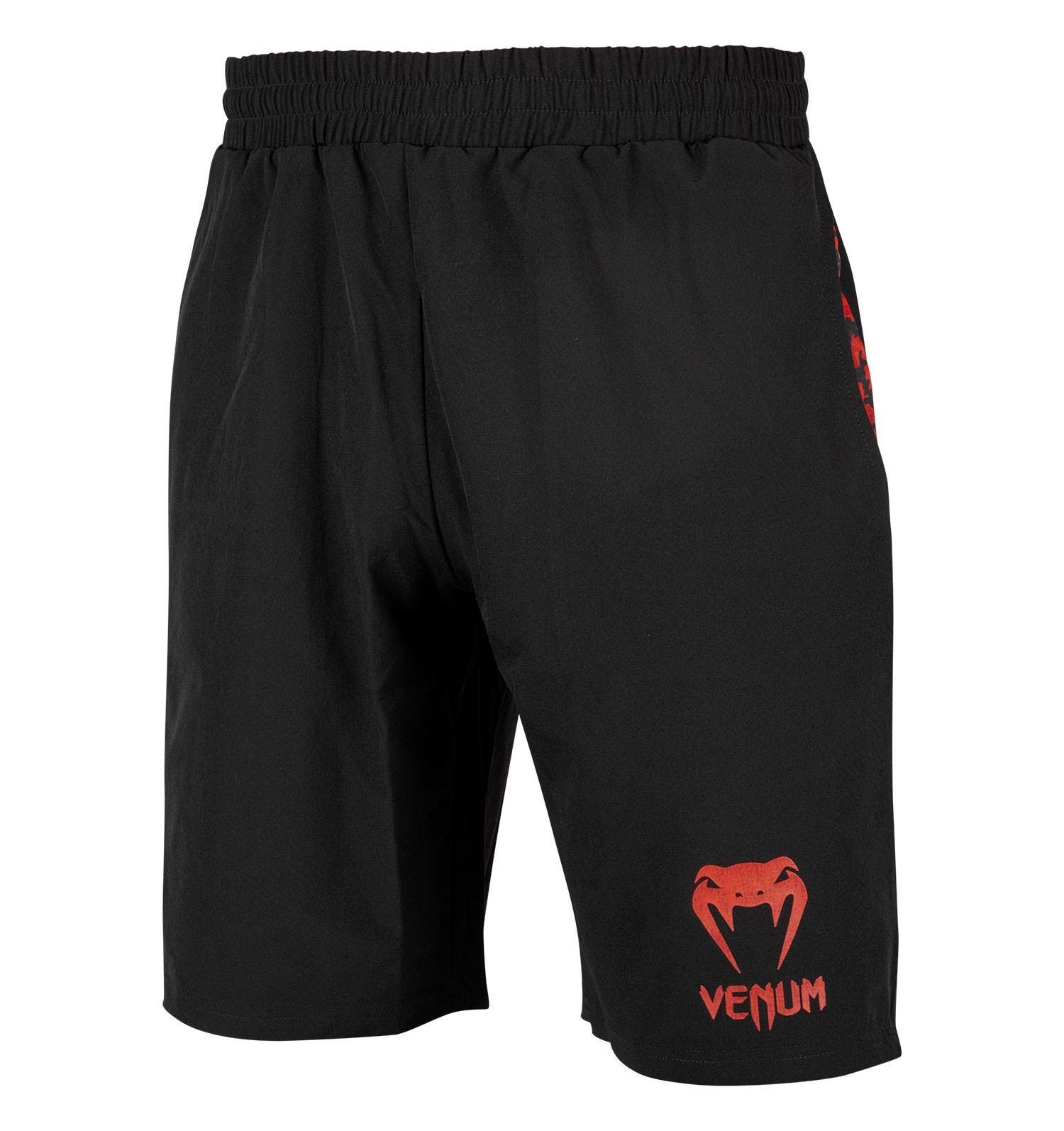 Black//Khaki Venum Signature Training Shorts
