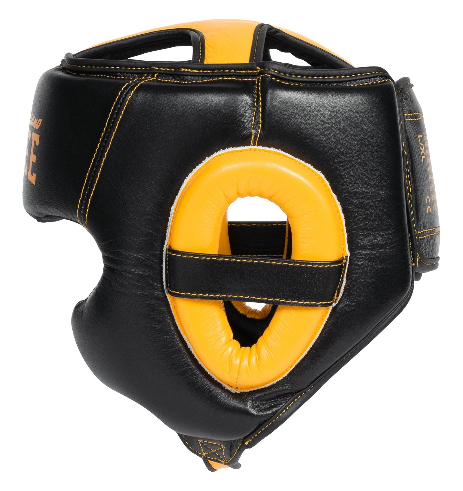 BenLee Leather Headguard Full Face Protection au meilleur