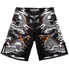 ΠΑΙΔΙΚΟ ΣΟΡΤΣΑΚΙ MMA VENUM DRAGON'S FLIGHT FIGHTSHORTS - BLACK/WHITE, Kids Size: 10 Yrs, Εικόνα