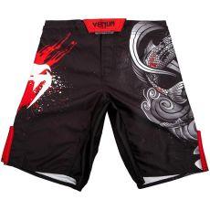 ΠΑΙΔΙΚΟ ΣΟΡΤΣΑΚΙ MMA KOI 2.0 FIGHTSHORTS - BLACK, Kids Size: 10 Yrs, Εικόνα