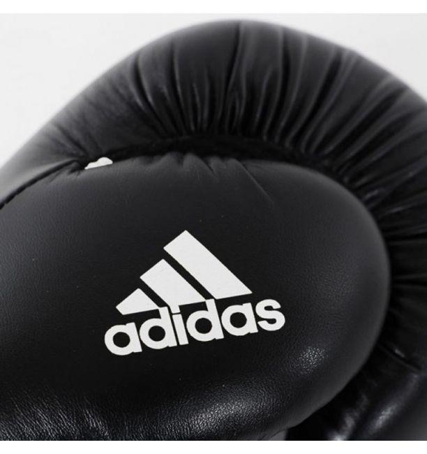 ΓΑΝΤΙΑ ΠΥΓΜΑΧΙΑΣ ADIDAS SPEED 100 - BLACK/WHITE