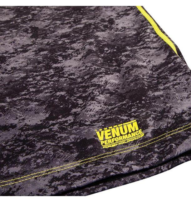 ΚΟΝΤΟΜΑΝΙΚΟ RASHGUARD VENUM TRAMO - BLACK/YELLOW