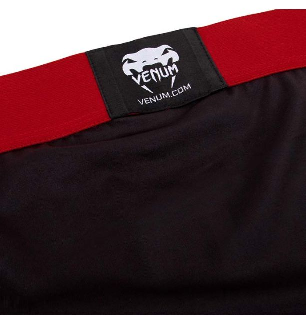 ΣΟΡΤΣΑΚΙ VALE TUDO VENUM RAPID FIGHTSHORTS - BLACK/RED