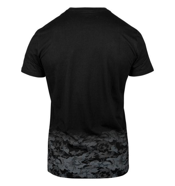 VENUM CLASSIC T-SHIRT - BLACK/GREY CAMO, image 2