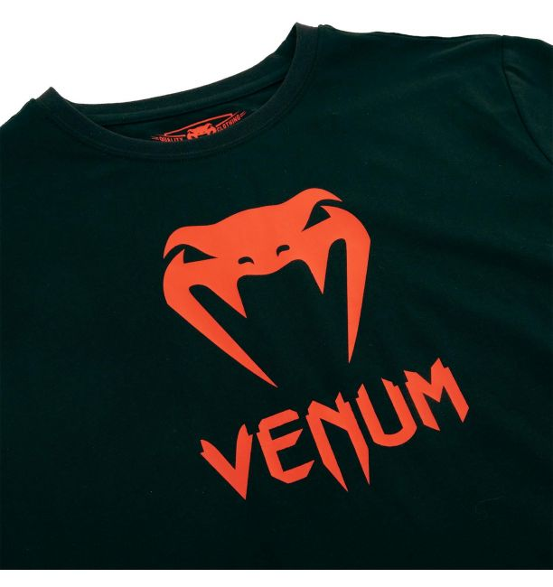 VENUM CLASSIC T-SHIRT - BLACK/RED CAMO, image 3