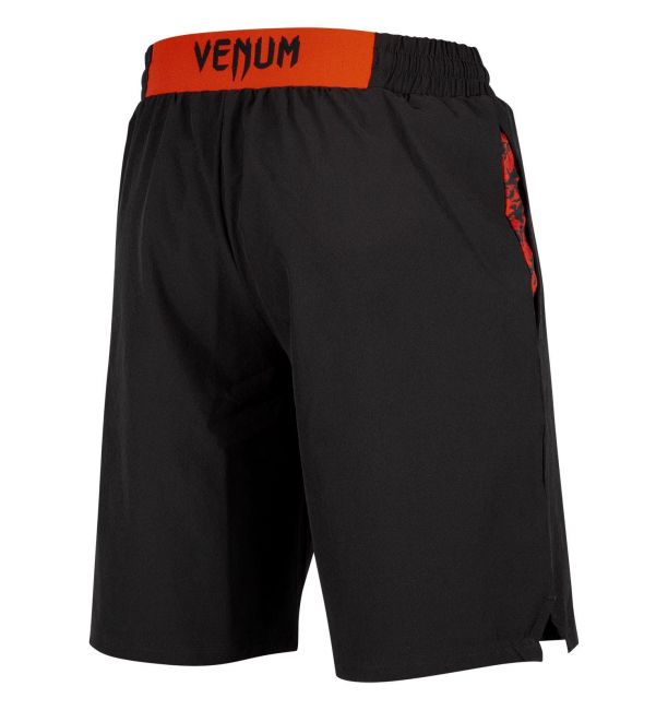 VENUM CLASSIC TRAINING SHORTS - BLACK/RED, image 2
