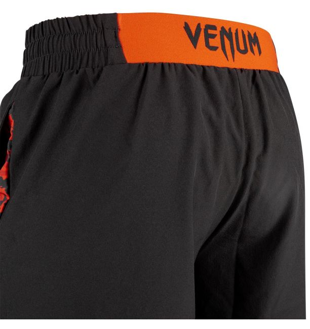 VENUM CLASSIC TRAINING SHORTS - BLACK/RED, image 6