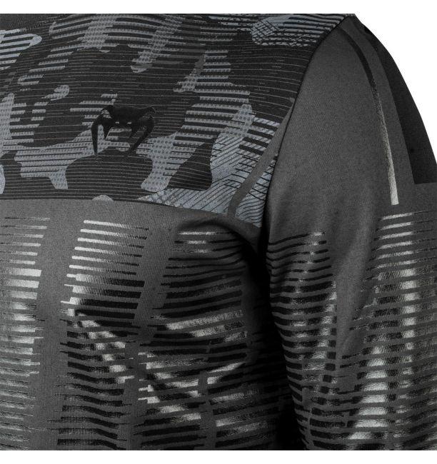 ΜΑΚΡΥΜΑΝΙΚΗ ΜΠΛΟΥΖΑ VENUM TACTICAL - CAMO BLACK/BLACK, Εικόνα 3