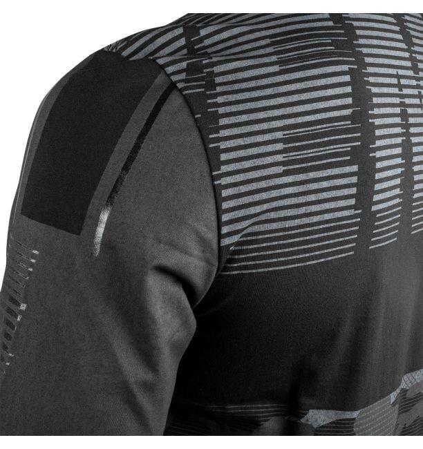 ΜΑΚΡΥΜΑΝΙΚΗ ΜΠΛΟΥΖΑ VENUM TACTICAL - CAMO BLACK/BLACK, Εικόνα 4