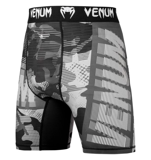 VENUM TACTICAL COMPRESSION SHORTS - CAMO BLACK