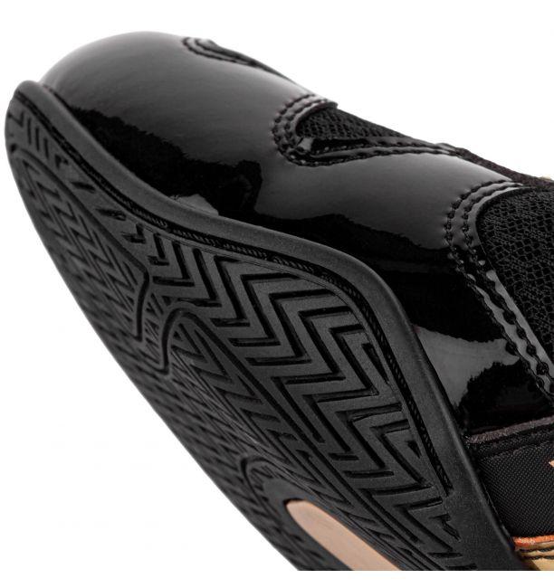 Venum Giant Low Boxing Shoes Black/Gold, image 7