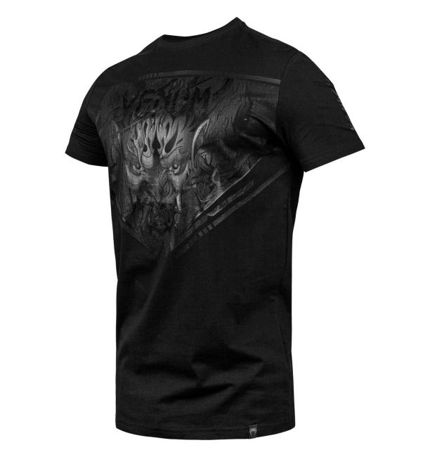 Venum Devil T-shirt Black/Black, image 1