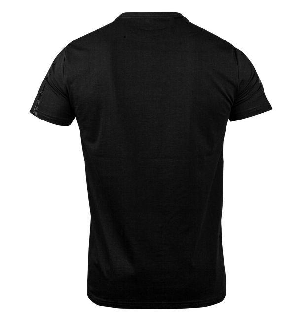 Venum Devil T-shirt Black/Black, image 2