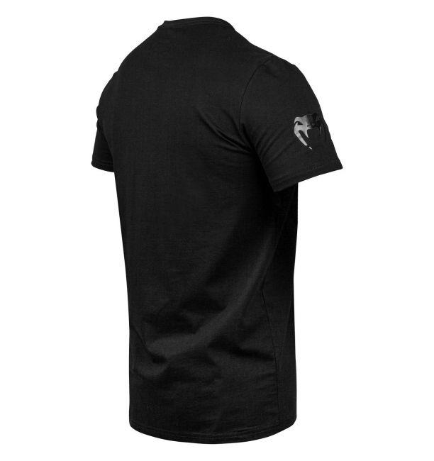 Venum Devil T-shirt Black/Black, image 3