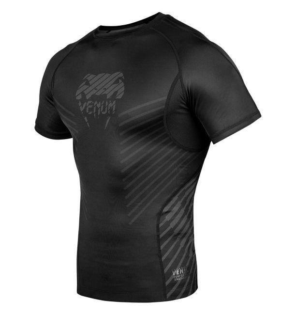 Venum Plasma Rashguard Short Sleeves, image 1