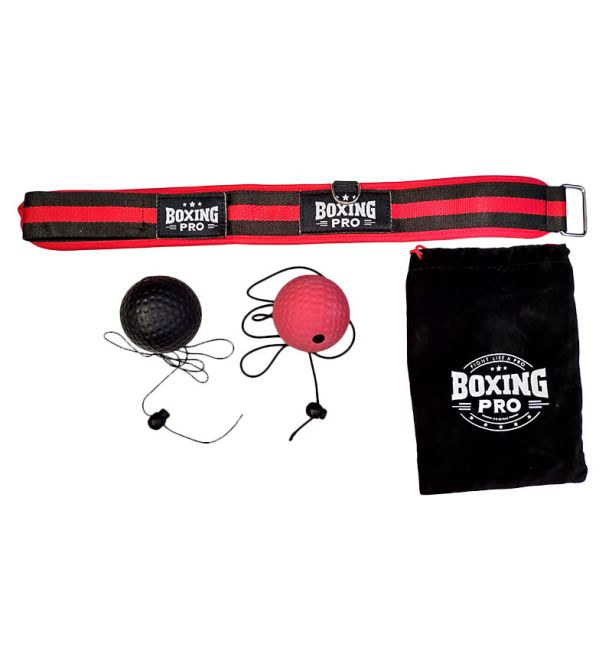 BOXING PRO REFLEX BALL ADVANCED, image 1