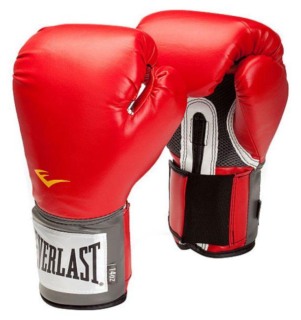 Pro Style Red - Γάντια προπόνησης Everlast